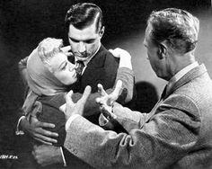 "Douglas Sirk directing Lana Turner & John Gavin in ""Imitation of Life,"" 1959"