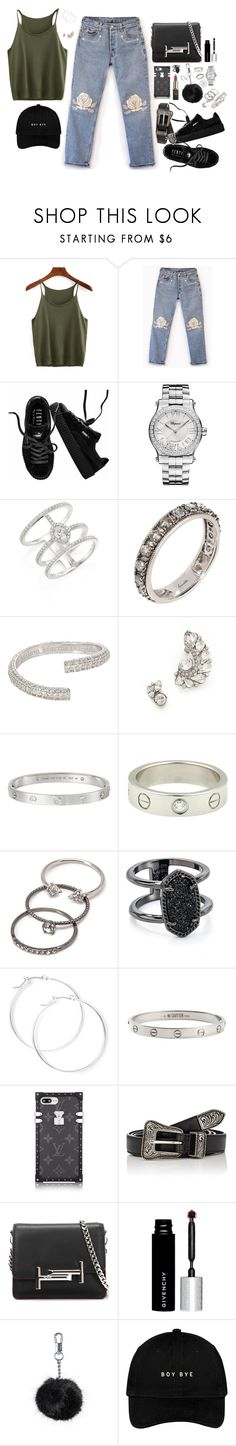 """""""Voy a morir antes de que me guste el Derecho"""" by feelin-q ❤ liked on Polyvore featuring Puma, Chopard, Messika, Annoushka, Maison Margiela, Ben-Amun, Cartier, Forever 21, Kendra Scott and claire's"""