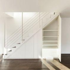 Gagner de la place sous votre escalier.