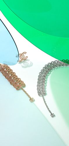 Cruise 2015/16 - Metal bracelet set with strass