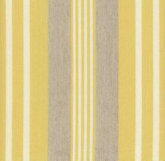 Our Marlowe Stripes #Fabric in Dijon is a great choice for mixing with our rugs and bedding! #stripes #colorfulliving