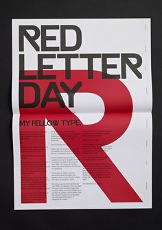 Typographic Revolt - By Ryan Atkinson