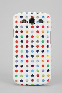 Smiley Samsung Galaxy S3 Phone Case #urbanoutfitters