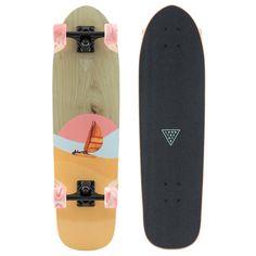 Longboard Cruiser, Cruiser Skateboards, Longboard Design, Longboards, Skating, Decks, Sport, Birthday, Awesome