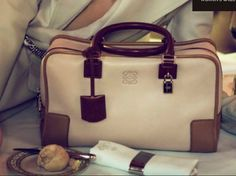 If it has to be only one, let be this one: Loewe bag.