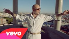 Pitbull - Get It Started ft. Shakira...I actually love Shakira's dress in this video..as much as I love Pitbull. :)