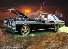 Ford XY GT Falcon.. What a great example!!