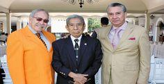 El Grupo Empresarial Morelos reconoció la labor de Maximino Celis