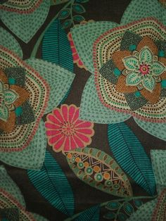 *patterns and prints... love this