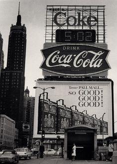 Yasuhiro Ishimoto, Untitled, Chicago, Chicago-series, c1960