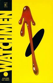 Watchmen by Alan Moore. Chronicles the fall from grace of a group of super-heroes plagued by all-too-human failings. Along the way, the concept of the super-hero is dissected as the heroes are stalked by an unknown assassin. My Chemical Romance, Dc Comics, Good Books, My Books, Reading Books, Hbo Original Series, Dave Gibbons, Comic Manga, V For Vendetta