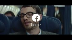 This video is about a Facebook commercial. It shows how you can be connected all around the world with Facebook. It is an example of how you feel when you see a video or a video in Facebook. How it seems you are living the picture or video.