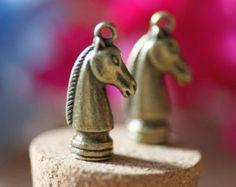 10 Stück 26 x 13 mm Antiqued Bronze Farbe Quaste Caps
