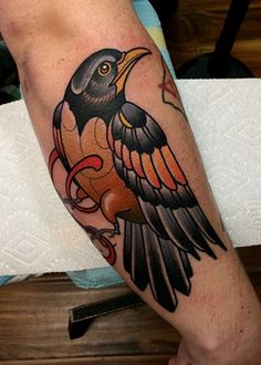 28d502c4f bird tattoo by dave wah at stay humble tattoo company in baltimore maryland  the best tattoo shop in baltimore maryland