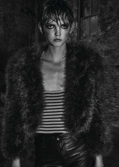 clash: julia, molly, julia, georgia, esmeralda, lili by fabien baron for intermission spring / summer 2015   visual optimism; fashion editorials, shows, campaigns & more!