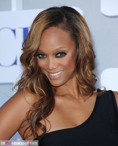 Tyra Banks-pin from carden