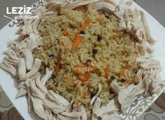 Özbek Pilavı (Orijinal Tarif) – Pilav tarifi – The Most Practical and Easy Recipes Turkish Recipes, Italian Recipes, Ethnic Recipes, Rice Recipes, Meat Recipes, Turkish Kitchen, Good Food, Yummy Food, Delicious Recipes