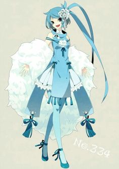 Altaria, human form, girl; Pokémon