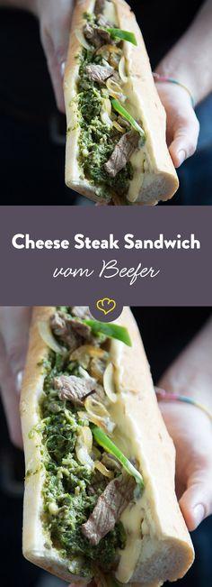 Wer schon einmal die Ostküste der USA besucht hat, kennt das leckere Brotstück wahrscheinlich in und auswendig. DER Sandwich-Klassiker schlechthin.