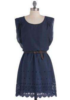 With the Best of Hem Dress, #ModCloth