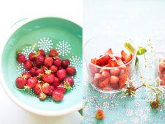 The strawberry field | La Tartine Gourmande