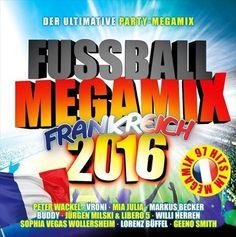 VA - Fussball Megamix Frankreich 2016 [2016] - CineFire.Tk