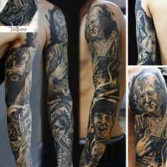 1000 images about gray wash tattoo ideas on pinterest for Best soap to clean tattoo