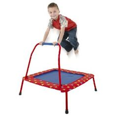 Galt Toys Folding Trampoline: Amazon.co.uk: Toys & Games £50