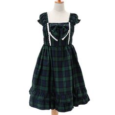 http://www.wunderwelt.jp/products/detail5682.html ☆ ·.. · ° ☆ ·.. · ° ☆ ·.. · ° ☆ ·.. · ° ☆ ·.. · ° ☆ Plaid ribbon dress BABY THE STARS SHINE BRIGHT ☆ ·.. · ° ☆ How to order ↓ ☆ ·.. · ° ☆ http://www.wunderwelt.jp/user_data/shoppingguide-eng ☆ ·.. · ☆ Japanese Vintage Lolita clothing shop Wunderwelt ☆ ·.. · ☆ #egl