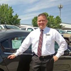 Jason Forbis, Toyota Sales Manager