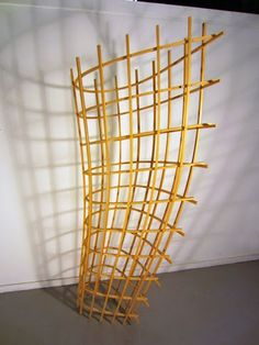 Contemporary Basketry: Wood, Piraeus, Joshua Enck