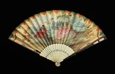 c1775 Fan | probably Chinese | The Met