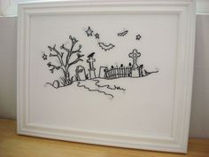 """""""This is a useful #tutorial on How to Frame Hand Embroidery. You could use the same techniques to frame a piece of crocheted or knitted lace too!"""" #KnittingGuru http://www.KnittingGuruDesigns.blogspot.com http://www.pinterest.com/KnittingGuru"""