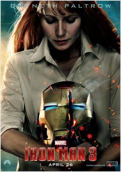 Iron Man 3 - Posters