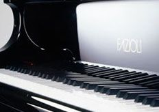 Fazioli pianos, could be the best in the world.