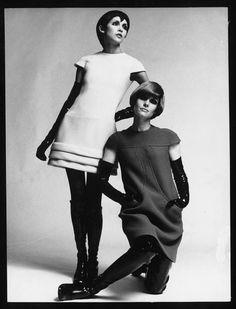 Fashion by Pierre Cardin, 1968.