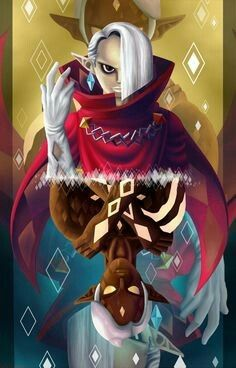 Ghirahim, the legend of Zelda Skyward Sword Zelda Wii, Zelda Skyward, Skyward Sword, The Legend Of Zelda, Video Game Art, Video Games, Master Sword, Art Jokes, Demon King