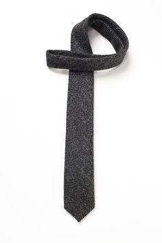 WITTMORE — Herringbone Wool Tie