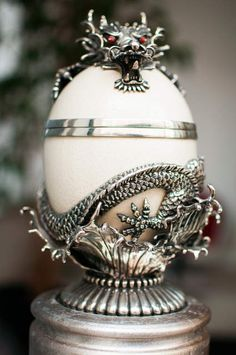 Blooming of the Lotus Dragon Egg