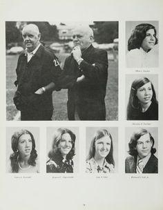 1975 Weymouth North High School Yearbook via Classmates.com