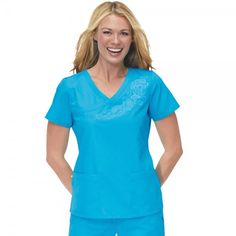 Forget Boring Polo Shirts Being Part Of Your Nursery Uniform These Childcare Uniforms In Electric Blue Are Sure To Liven Up Facility