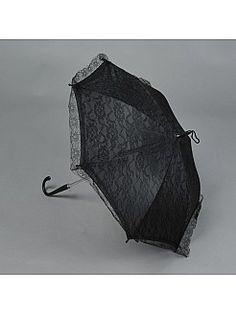 Fekete nejlon csipke napernyő hts1209a09 - HUF 2770,48Ft