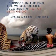 Life Of Pi Quotes I Love You Richard Parker : ... Life of Pi on Pinterest Life of pi, Life of pi 2012 and Ang lee