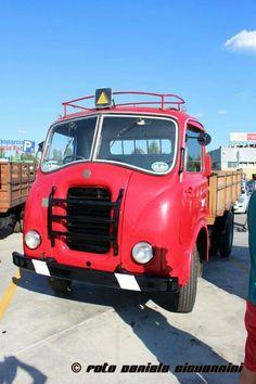 Alfa romeo truck.