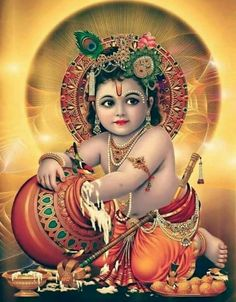 Krishna Lila, Krishna Hindu, Bal Krishna, Cute Krishna, Shiva, Hindu Deities, Lord Krishna Images, Radha Krishna Pictures, Krishna Photos