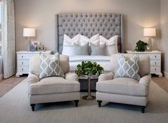 99 Beautiful Master Bedroom Decorating Ideas (75)