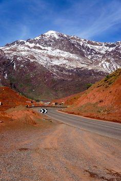 High Atlas Mountains, Morocco