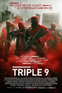 New poster for TRIPLE 9 starring Woody Harrelson, Chiwetel Ejiofor, Kate Winslet and Casey Affleck Triple 9, Streaming Hd, Streaming Movies, Hd Movies, Movies To Watch, 2016 Movies, Movie Film, Tv Watch, Hindi Movie