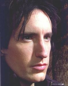 I used to stand for something, but forgot what that could be. Photo Album Covers, Trent Reznor, Nine Inch Nails, Love Is Gone, Severus Snape, Beautiful Voice, Metal Bands, Music Artists, Sexy Men