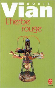 Boris Vian - La hierba roja